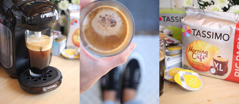 Werbung: #wachaufknopfdruck mit Tassimo Morning Café XL + Gewinnspiel