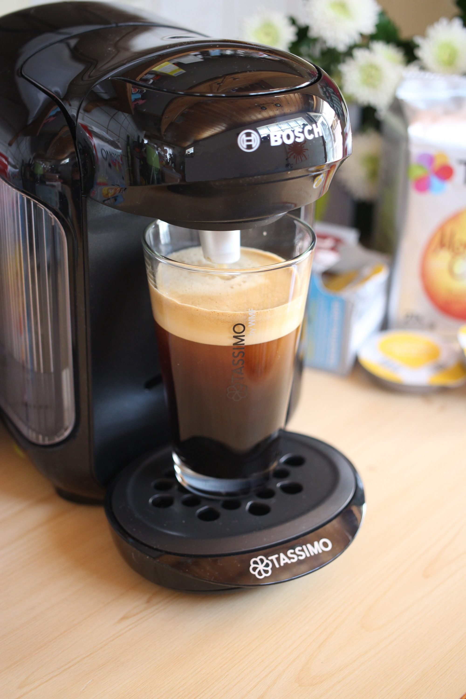Werbung Wachaufknopfdruck Mit Tassimo Morning Café Xl