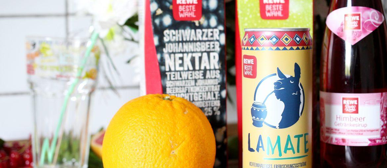 Werbung: Leckere Abkühlung mit REWE Beste Wahl Summer-Drinks